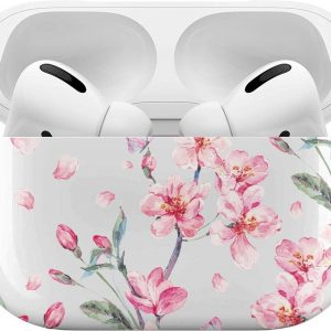 iMoshion Design Hardcover Case voor de AirPods Pro - Blossom Watercolor