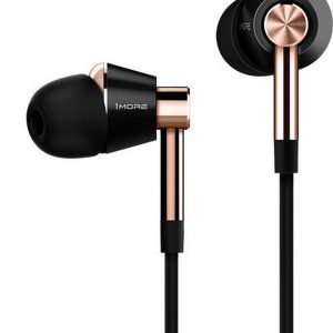 1More Triple Driver In-Ear Headphones ( Classic Gold)