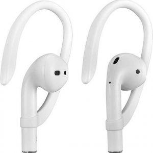 Airpods Hook / Oorhaken voor AirPods 2 Pairs / 2 Stuk in een pak Wit / oorhaken voor veilig sporten