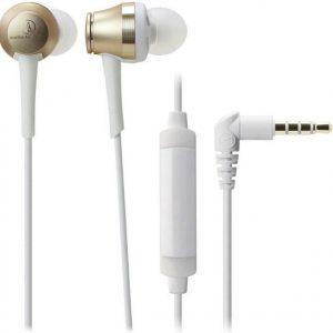 Audio-Technica ATH-CKR70iS - In-ear Oordopjes - Goud