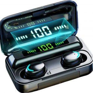 Draadloze Oordopjes - Bluetooth Oortjes - Draadloze Bluetooth Oortjes - Earbuds - Oortjes - Alternatief Airpods & Galaxy Buds