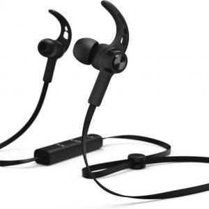 Hama Connect Bluetooth Sport In Ear oordopjes Zwart