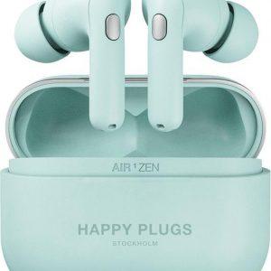 Happy Plugs Air 1 Zen - In-ear koptelefoon - Mintgroen