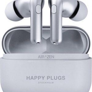 Happy Plugs Air 1 Zen - In-ear koptelefoon - Zilver