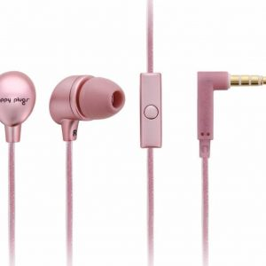 In-Ear Headphones Deluxe Edition - Pink Gold