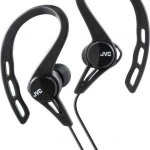 JVC HA-ECX20 - Sport oordopjes - Zwart