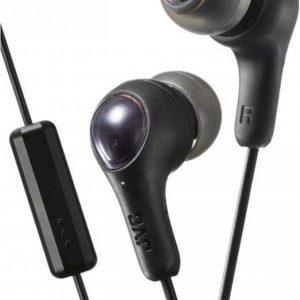 JVC Oortelefoon HA-F7X In-Ear + Microfoon Zwart