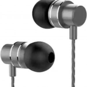 Lenovo HF118 - In ear oordopjes met 3.5mm jack & ingebouwde microfoon, zwart