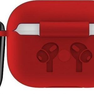 Mobigear Siliconen Cover Baby Blauw voor Apple AirPods Pro