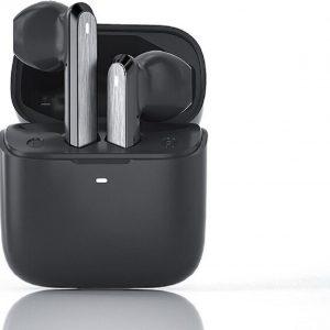 Nieuwste BT TWS Oordopjes J508 Koptelefoon - Wireless headphones - Powerbank - Draadloos - Draadloze Oordopje - Oortjes - Bluetooth - Oor - In Ear - Earbuds - Bluetooth 5.1 Oortjes - Zwart | voor hem en haar