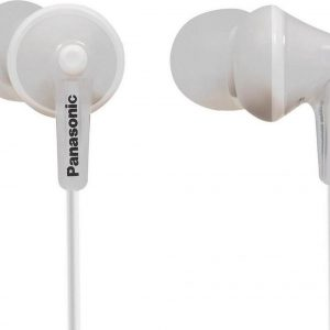Panasonic RP-HJE125 koptelefoon Intraauraal In-ear Wit