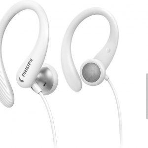 Philips TAA1105 - In-Ear Sport oordopjes - Wit