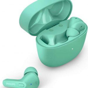 Philips TAT2206 - Draadloze In-Ear Oordopjes - Groen