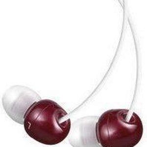 Pioneer SE-CL23-DR Rood, Wit Intraauraal koptelefoon