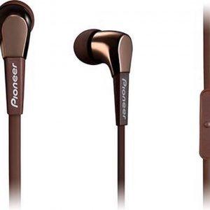 Pioneer SE-CL722T In-Ear Brown