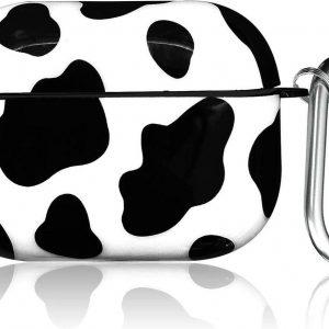 Shieldcase Holy Cow Case geschikt voor Airpods Pro case - zwart/wit