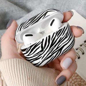 Shieldcase Zebra Style Case geschikt voor Airpods Pro hardcase