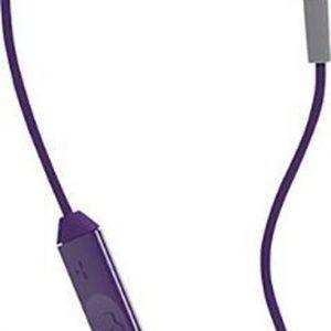 Skullcandy The Fix - In-ear oordopjes met Mic voor iPod/iPhone/iPad - Paars