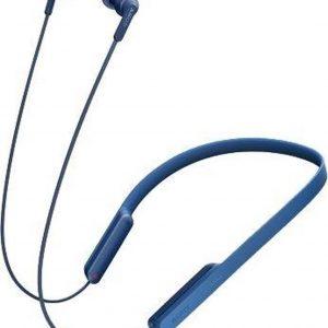 Sony MDR-XB70BT - Draadloze in-ear oordopjes - Blauw