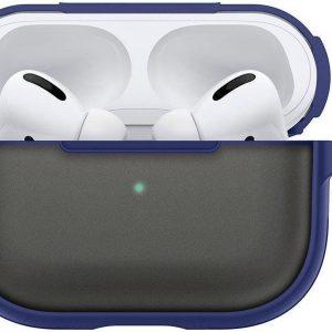 Spigen Ciel by Cyrill Color Brick Case voor Apple AirPods Pro - Blauw