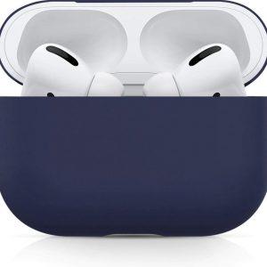Studio Air® Airpods Pro Hoesje - Royal Blue - Soft Case - Siliconen hoesje geschikt voor Apple AirPods Pro