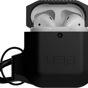 UAG Rugged Armor Softcase voor AirPods - Zwart