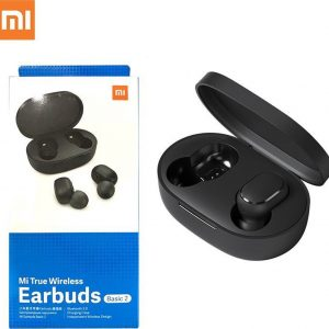 Xiaomi Basic 2 TWS Bluetooth Headphones Xiaomi Mi True Wireless Earbuds Basic 2 - Zwart