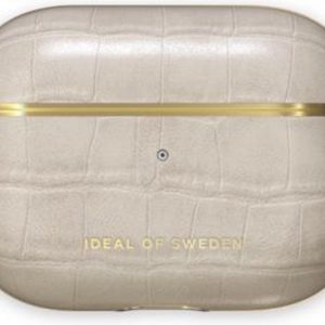 iDeal of Sweden AirPods Case PU voor Pro Caramel Croco
