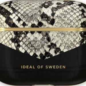 iDeal of Sweden AirPods Case PU voor Pro Midnight Python